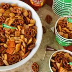 Buffalo Chex Mix and Game Day Recipes – Home is Where the Boat Is