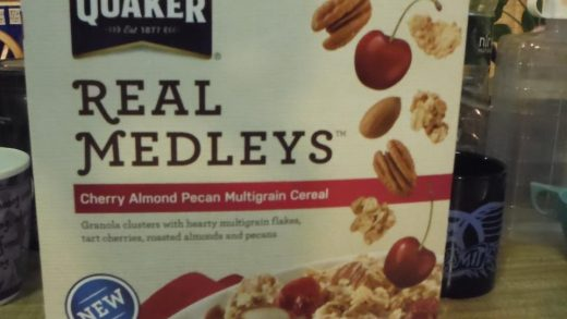 The Cereal Report: Quaker Oats Real Medleys   The Poor Couple's Food Guide