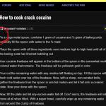 Make Crack Cocaine In Microwave - sushara