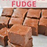Fantasy Fudge Recipe | Easy Fudge Recipe with Marshmallow Fluff