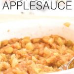 How to Make Easy Microwave Applesauce In Just Minutes