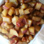 Microwave Teriyaki Potato Recipe - Dukes and Duchesses