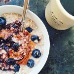 easy overnight steel cut oats - Marin Mama Cooks