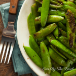 How to eat sugar snap peas ~ How to