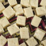 Easy White Chocolate Fudge - Confessions of a Chocoholic
