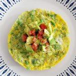 Lazy Egg & Avocado Omelette (A Microwave Recipe) | singaporeaneats