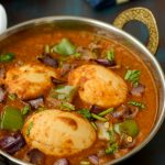 Spicy Treats: Egg Curry Recipe | Spicy Egg Curry | Capsicum Egg Curry