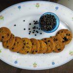 Eggless Chocolate Chip Cookies Recipe   ServeDelish
