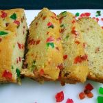 Eggless Tutti Frutti Cake / How to make easy tutti frutti cake – At My  Kitchen