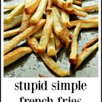 How To Fry Frozen French Fries - unugtp