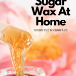 How To Make Sugar Wax In The Microwave - arxiusarquitectura