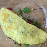 Microwave Omelette Recipe