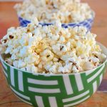 Flavoured Popcorn - so easy the kids can make it! - Picklebums
