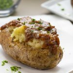 French Onion Twice Baked Potato - I Am Homesteader