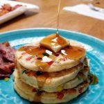 How to Make Fruity Pebbles Pancakes - life between weekends