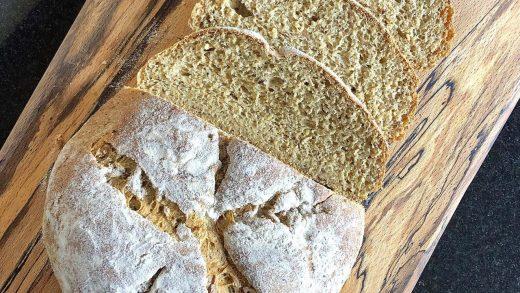 Gluten Free Vegan Bread - Wholemeal Artisan Witchcraft -
