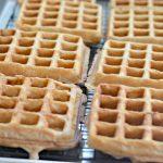 The Best Waffle Recipe to Make & Freeze   Easy Breakfast Idea