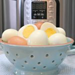 How to Cook Hard Boiled Eggs in the Instant Pot - Mom 4 Real
