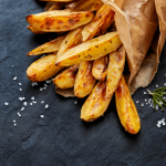 Best Crispy Potatoes in the Oven   The Smashed Potato