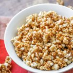 How to make caramel corn ~ How to