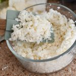 How to Make Homemade Cauliflower Rice (It's Easy + You'll Save Money!)
