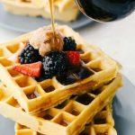 Fluffy and Perfect Homemade Waffles - PhuketTimes