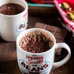 CAFE STYLE BEST HOT CHOCOLATE RECIPE - SHRAVS KITCHEN