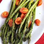 How to cook asparagus in the oven ~ How to