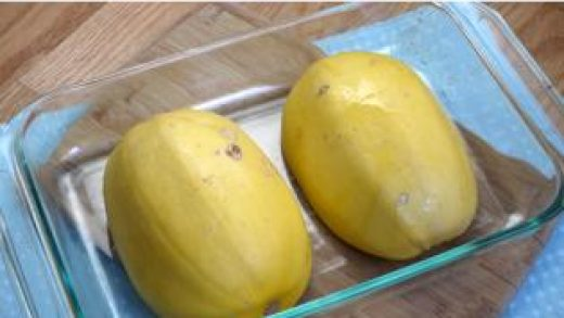 How to Cook Spaghetti Squash (My Favorite Way) | Pumps & Iron