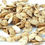 Savory Roasted Pumpkin Seeds Recipe   Simply Plant Based Kitchen