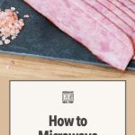 How To Cook Turkey Bacon In Microwave – Microwave Meal Prep