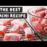 The Best Mochi Recipe - Keeping It Relle