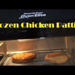 Frozen Chicken Patties (Power Air Fryer Oven Elite Heating Instructions) -  Air Fryer Recipes, Air Fryer Reviews, Air Fryer Oven Recipes and Reviews