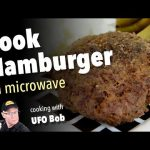 How to Cook Hamburger in the Microwave - YouTube