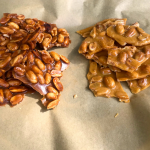 The Tale of 2 Brittles (Nut, that is!) – About Eating