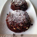 1-Minute Microwave Chocolate Chip Cake - Sugar & Spice by Radhika