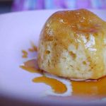 Coronavirus cooking: easy self-saucing golden syrup steamed pudding recipe  | microwave cake recipe | microwave mug cake recipes - 9Kitchen