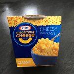 Kraft Macaroni & Cheese Dinner (Classic) – review – Mac n Me