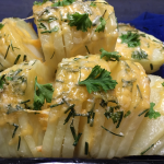 Microwave Sliced Potatoes – In Dianes Kitchen