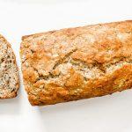 Coconut Oil Zucchini Bread