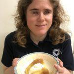 SPEEDY MICROWAVE SPONGE PUDDING – Harriet's Blind Kitchen