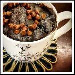1-Minute Chocolate Microwave Mug Cake (Egg & Egg-less) + Video! – Miles  Bites and Soul