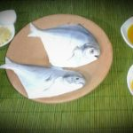 Recipe Rava Masala Grilled Pomfret   how to make healthy pomfret fish – SAP  LIFE