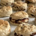 Tigernut ginger and date scones ooo – Ai Heart Food