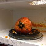 cooking squash in microwaves   aLightningbug