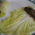 Stuffed cabbage in the microwave | Slow Food Fast