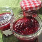 Canela kitchen (gloria): Microwave raspberry jam