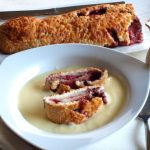 Jam Roly-Poly with Raspberry Jam – My Favourite Pastime