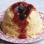 SW recipe: Jam Sponge Pudding Cake