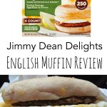 Jimmy Dean Delights English Muffin Review